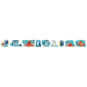 Dory und Nemo Klebstoff Grenze weiße Schlafzimmer-set