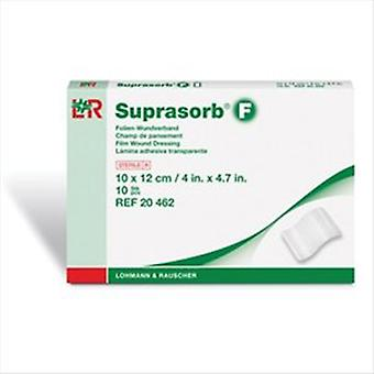 Suprasorb [F] Film Dress 10X12Cm 20463 50