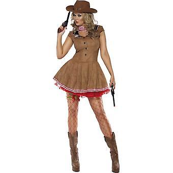 Smiffy's Fever Wild West Costume