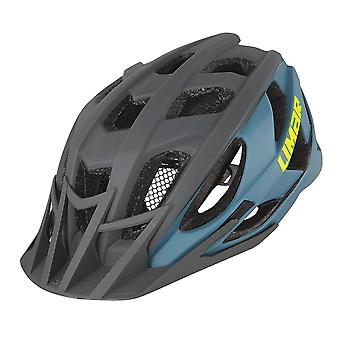 888 Limar cykelhjelm / / titanium/stål blå mat