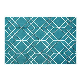 Concept Modern Ariana 02 Vision Teal Green  Rectangle Rugs Modern Rugs