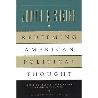 ويعتقد التعويض أمريكا السياسية (2) جوديث شكلار نون-ستان