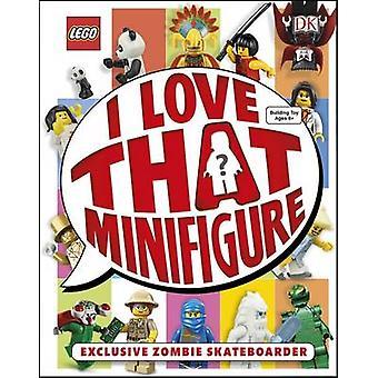 Eu amo esse Minifigure LEGO! por DK - 9780241196892 livro
