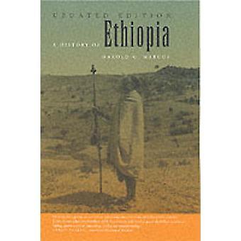 Uma história da Etiópia (ed. atualizado) por Harold G. Marcus - 978052022479