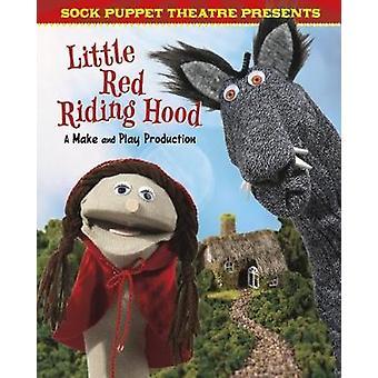 Sock Puppet Theatre przedstawia czerwony kapturek - Make i Pla