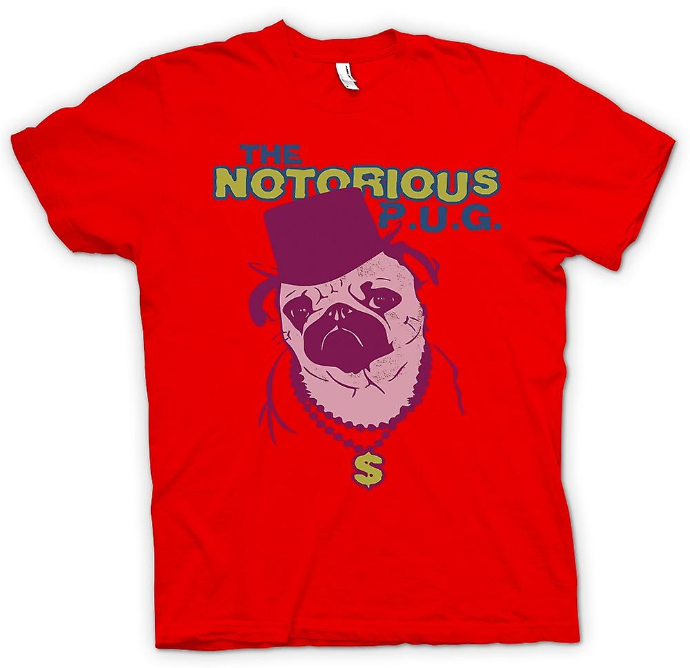 T-shirt homme - Le roquet Notorious