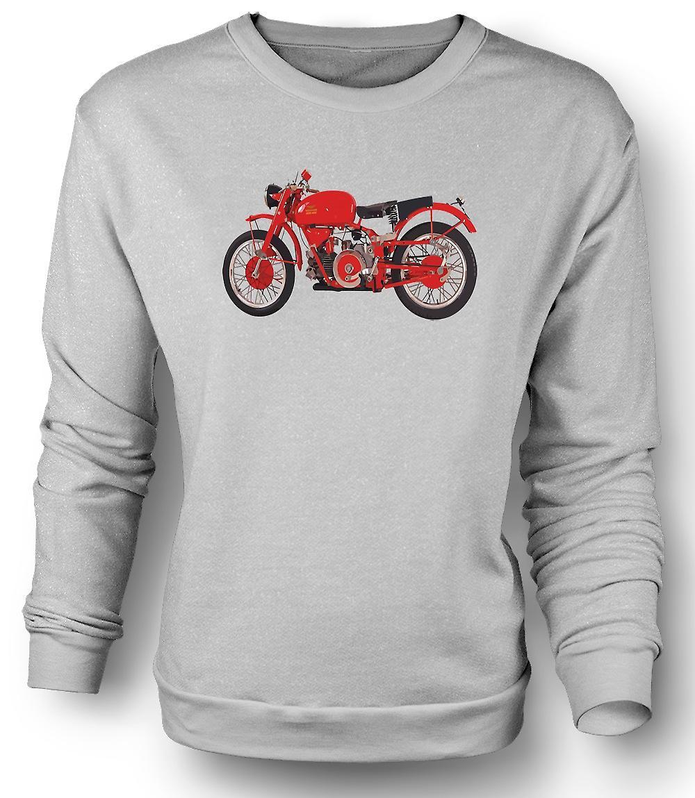 Mens Sweatshirt Moto Guzzi Taranto 56 Col - Bike