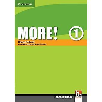 More! Level 1 Teacher's Book - Level 1 by Cheryl Pelteret - Herbert Pu