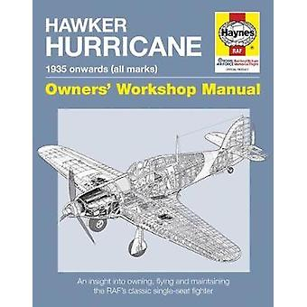Hawker Hurricane Manual by Paul Blackah - 9781785211645 Book