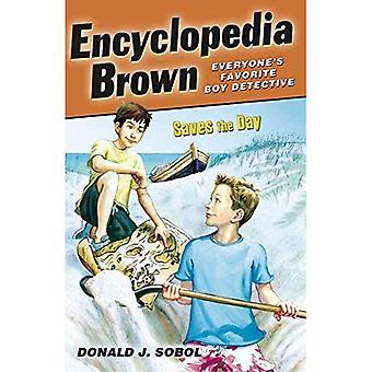 Uppslagsverk Brown räddar dagen