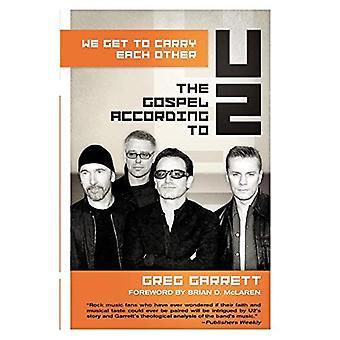 Temos que carregar um ao outro: O Evangelho segundo U2