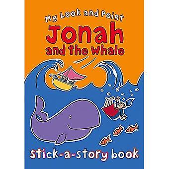Mi mirada y punto de Jonás y la ballena palo una historia