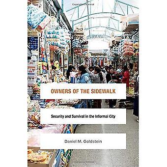Owners of the Sidewalk (Global Insecurities)