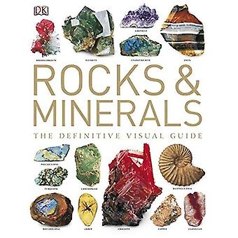 Bergarter och mineraler: den slutgiltiga visuella guiden (Dk)