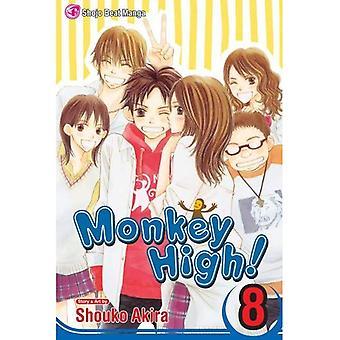 Monkey High!, Volume 8