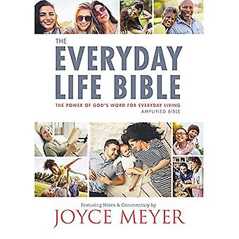The Everyday Life Bible: The�Power of God's Word for�Everyday Living