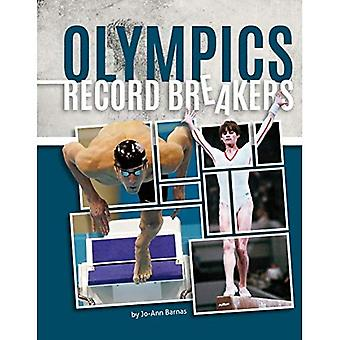 Jeux olympiques Record Breakers