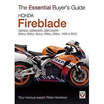 Honda Cbr Fireblade: 893cc, 918cc, 929cc, 954cc, 954cc, 998cc, 999cc 1992-2010