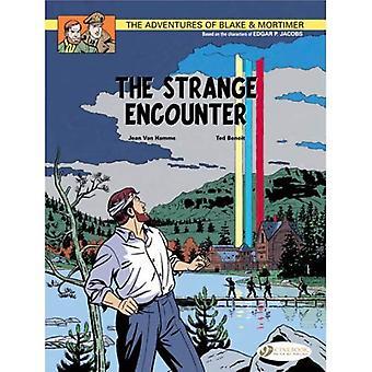 Blake & Mortimer Vol. 5: The Strange Encounter