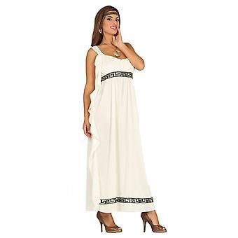 Womens Olympic Goddess Fancy Dress Costume