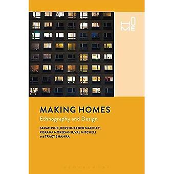 Making Homes: Etnografinen ja suunnittelu (koti)