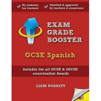 Examen Grade Booster GCSE Spaans door Porritt & Liam