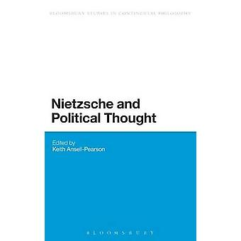 Nietzsche og politiske tanke af Ansell Pearson & Keith