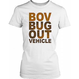 BOV Bug uit voertuig dames T Shirt