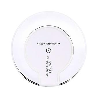 Stuff Certified ® Qi Fantasy Universal Wireless Charger 5V - 1.5A Wireless Charging Pad White
