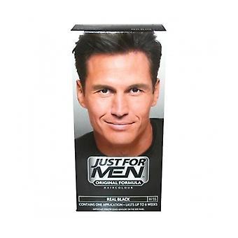 Just For Men S/Poo Natural Real Black