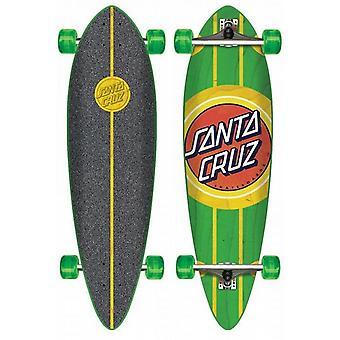 Santa Cruz longboard clásico punto rabudo Cruzer 9,58 x 39,0 en