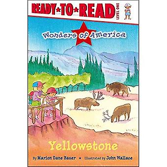 Yellowstone (Ready-To-Read -� Level 1 (Quality))