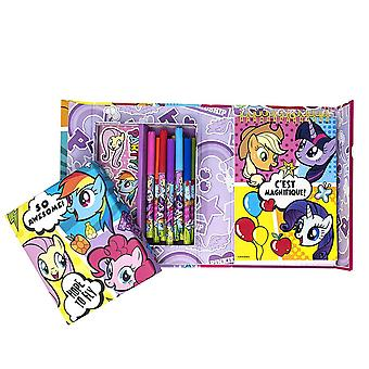 My Little Pony Comic Art Box