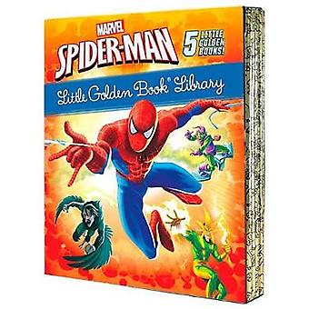 Spider-Man Little Golden Book Library (Marvel) by Various - 978152476