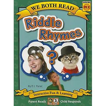 Riddle Rhymes (We Both Read - Level Pk-K) by D J Panec - 978160115277