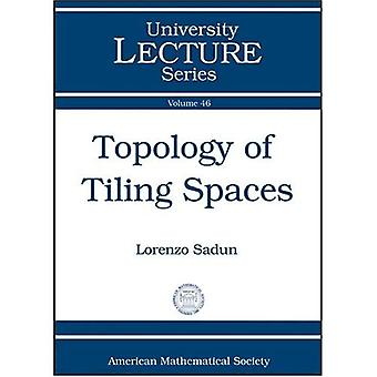 Topology of Tiling Spaces (University Lecture Series)