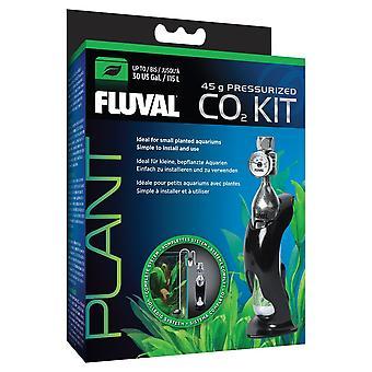 Fluval-Pressurisierter CO2-Kit 45g