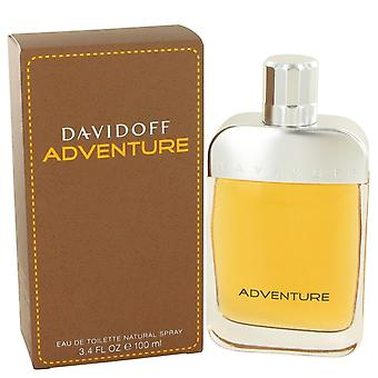 Davidoff Adventure by Davidoff Eau De Toilette Spray 3.4 oz / 100 ml (Men)