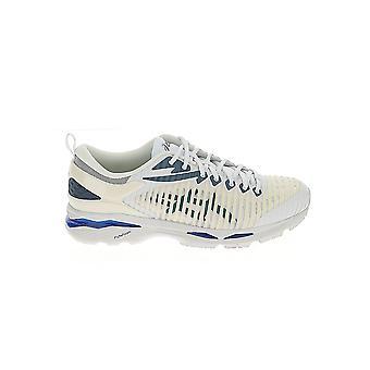 ASICS bianco tessuto Sneakers