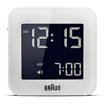 Braun Alarm Clock Unisex ref. BNC008WH