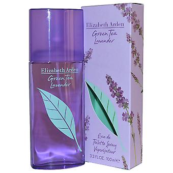 Elizabeth Arden Green Tea lavendel Eau de Toilette Spray 100ml