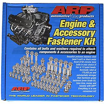 ARP 554-9804 6-Point Complete Engine Fastener Kit for Small Block Ford