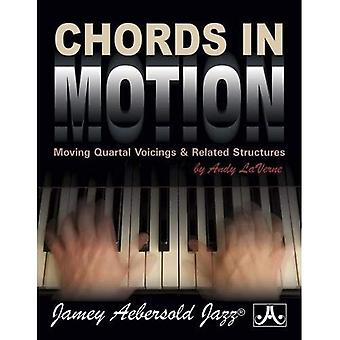 Chords in Motion: Moving Quartal Voicings & Related Structures, Spiral-bound Book