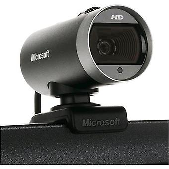 Microsoft webcam lifecam cinema 5 megapixel 720p 1280 x 720 pixels usb color black