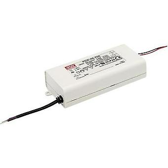 Mean WellLED driverLED-switching power supply PCD-40-1750B