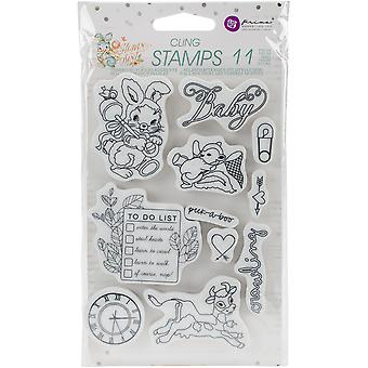 Heaven Sent Cling Rubber Stamps 4