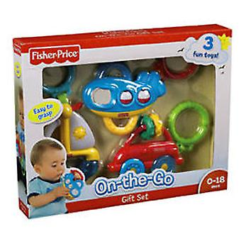Fisher-Price Set rattles vehicles (Babies , Toys , Rattles)