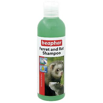 Beaphar Ferret & Rat Shampoo (Small animals , Ferrets , Hygiene and Cleaning , Fur Care)