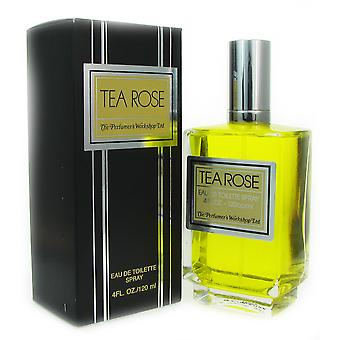 Tea Rose by Perfume's Workshop 4.0 oz EDT Spray