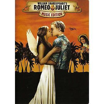 Ромео Джульетта фильм плакат печать (27 x 40)